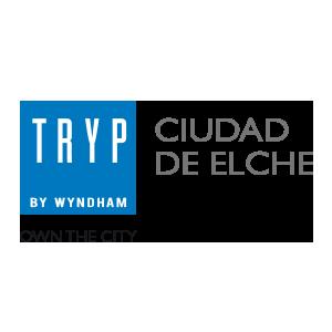 Tryp Ciudad de Elche. Colaborador de la 43ª edición del Festival Internacional de cine independiente de Elx